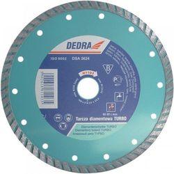 Tarcza do cięcia DEDRA H1100 115 x 22.2 diamentowa turbo