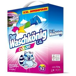 Waschkonig Color Proszek Do Prania 7,5 kg 92 prania