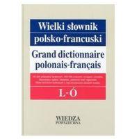 Wielki słownik polsko-francuski L-Ó Tom 2 (opr. twarda)