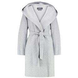 WEEKEND MaxMara HARLEM Płaszcz wełniany /Płaszcz klasyczny pearl grey