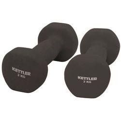 HANTLE NEOPRENOWE KETTLER 2x3 KG 07370-010 :: ZAUFANY SPRZEDAWCA :: POLECANY SKLEP :: DOBRY KONTAKT :: TEL. 228878373 :: www.aerobik.fitness