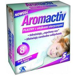 Aromactiv - plasterki na nos (5szt.)