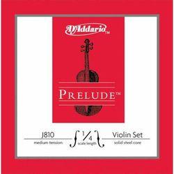 D'addario Prelude J811-14M struna pojedyncza E do skrzypiec 1/4