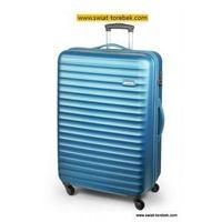 2de61e5cc0ebf MODO by Roncato walizka duża z kolekcji SPACE twarda 4 koła materiał ABS/  Poliwęglan zamek