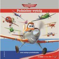 Podniebny wyścig Samoloty (opr. twarda)