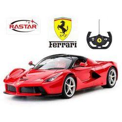 Duże Zdalnie Sterowane Ferrari LaFerrari F70 (1:14) + Pilot.