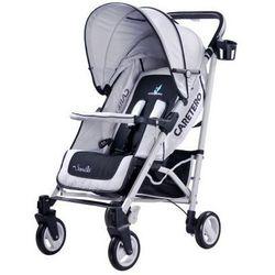 Caretero SONATA wózek dziecięcy spacerówka szary grey