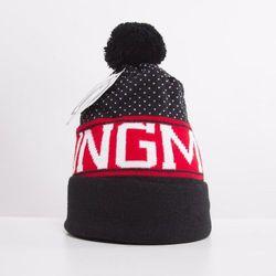 Jungmob czapka zimowa Jung black