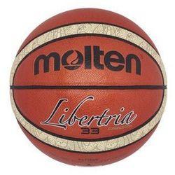 Koszykarski piłka MOLTEN B6T5000 - Libertria