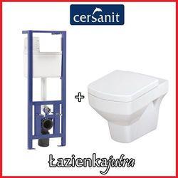CERSANIT LINK PURE 4W1 Zestaw podtynkowy do WC K97-212
