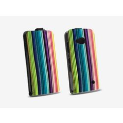 Flip Fantastic - Microsoft Lumia 550 - futerał na telefon - sznurowadła