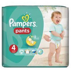 Pampers Active Baby Pants pieluchomajtki 4 Maxi 24 szt.