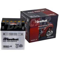 Akumulator motocyklowy Novelbat YB30CL-B 12V 30Ah 300A (EN)