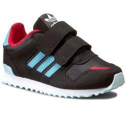 Buty adidas - Zx 700 Cf I S76247 Utiblk/Vapblu/Ftwwht