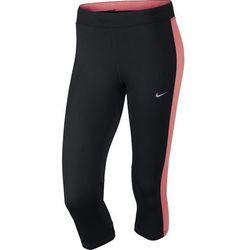 spodnie do biegania damskie 3/4 NIKE DRI-FIT ESSENTIAL CAPRI / 645603-014 - NIKE DRI-FIT ESSENTIAL CAPRI API:Promocja dla towaru o ID: 27832 (-34%)
