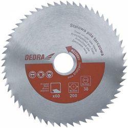 Tarcza do cięcia DEDRA HS31580 315 x 80 mm stalowa uniwersalna