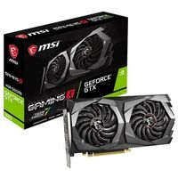 MSI Karta graficzna GeForce GTX 1650 D6 GAMING X 4GB 128bit GDDR6 2XDP/HD