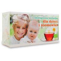Herbatka dla dzieci i niemowląt bio (20 x 2g) - dn
