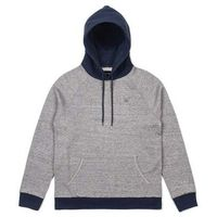 bluza BRIXTON - Huron Heather Grey/Navy (HTGNV) rozmiar: L