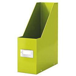 Pojemnik na dokumenty Leitz Click&Store Wow 6047 metaliczny zielony