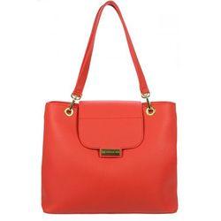 94ceea1ec6982 torebka damska systyle listonoszka czerwona (od GROSSO BAG torebka ...