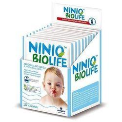 NINIO BIOLIFE Krochmal 30g x 10 saszetek