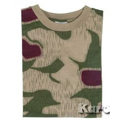 KOSZULKA t-shirt KAMUFLAZ BGS bawełna