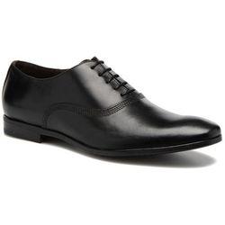 promocje - 10% Buty sznurowane Marvin&Co Nicolieu Męskie Czarne 100 dni na zwrot lub wymianę