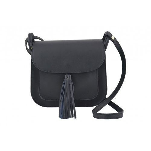 cc36940745402 Włoskie torebki listonoszki - Barberini's - Czarny - porównaj zanim ...