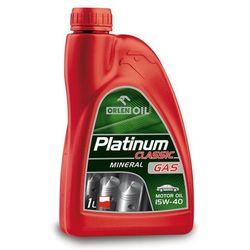 Olej silnikowy Gas 15W-40 Platinum, 1L