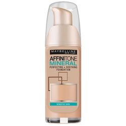 Maybelline Podkład Affinitone Mineral - 045 Light Honey - 30 ml