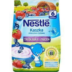 Kaszka mleczno-ryżowa truskawka-jagoda Nestlé po 6 miesiącu 230 g