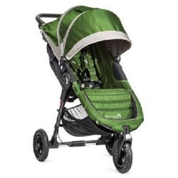 Baby Jogger Wózek spacerowy City Mini GT lime / gray