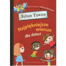 Najpiękniejsze wiersze dla dzieci. (A4 twarda) - Julian Tuwim - Dostawa Gratis, szczegóły zobacz w sklepie (opr. twarda)
