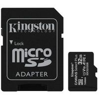 KINGSTON MicroSDHC 32GB 100MB/s SDCS2/32GB