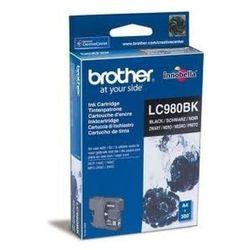 Tusz BROTHER LC 980BK czarny