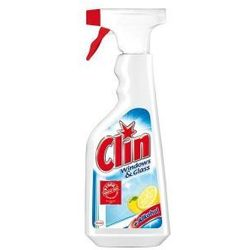 Płyn do szyb CLIN pompka citrus 0,5 l