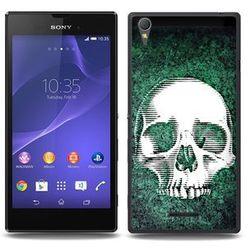 Fantastic Case - Sony Xperia T3 - etui na telefon - czaszka