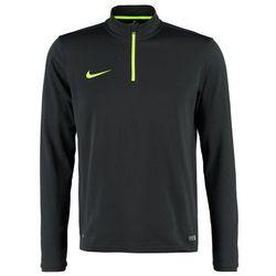 Nike Performance ACADEMY Bluza z polaru anthracite/volt/volt