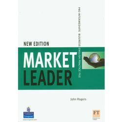Market Leader NEW. Pre-Intermediate business english practice file (opr. miękka)