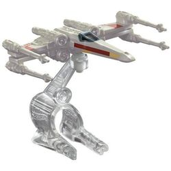 Hot Wheels Star Wars Statek kosmiczny X-Wing Red 3