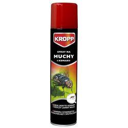 Kropp, środek zwalczający muchy i komary, spray 400ml