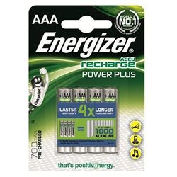 4 x akumulatorki Energizer R03/AAA Ni-MH 700mAh Power Plus