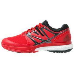 adidas Performance STABIL BOOST Obuwie do piłki ręcznej vivid red/core black/night metallic