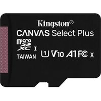 Kingston microSD Canvas Select 64GB 100/30MB/s