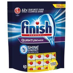 Tabletki FINISH Quantum Max 60 szt. cytrynowe