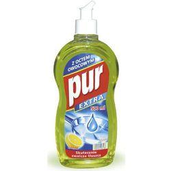 PUR Płyn do mycia naczyń, lemon, 450