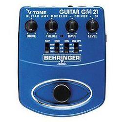 Behringer V-TONE GUITAR DRIVER DI GDI21 efekt gitarowy