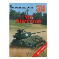 M4 SHERMAN MILITARIA 308 (opr. miękka)