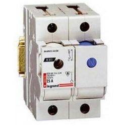 Rozłącznik bezpiecznikowy R311 25A D02 1P+N nierozłączany 606626